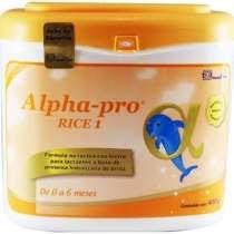 Alpha Pro Rice Etapa 1