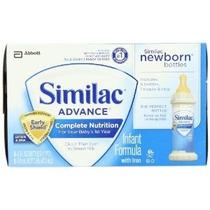 Similac Advance Recién Nacido Ready To Feed Botellas Botella
