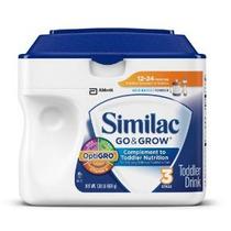 Similac Go & Grow Etapa 3 Leche Niño Bebida A Base De Hierro