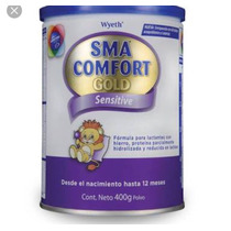 Leche Sma Confort Sensitive 400gr