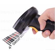 Lector/escaner De Código Barras Inalámbrico/wireless-láser