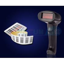 Lector Laser Netum Codigos Barra Escaner + Punto De Venta