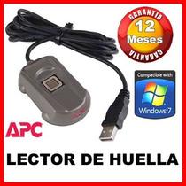 Lector De Huella Digital Timework Apc