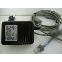 Cable Con Fuente Para Lector Metrologic Omnidireccional Ps-2