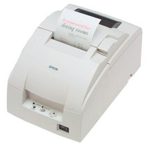 Miniprinter Epson Tm-u220a Serial C Aut Y Auditoria +c+