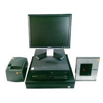 Kit Punto De Venta Remate Lenovo Miniprinter Ticket+lector