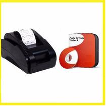 Kit Punto De Venta Impresora Tickets + Programa Ventas Pdv