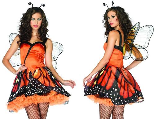 Leg Avenue Alas Mariposa Monarca Adulto A1926 Sp0 - $ 350.00 en ...
