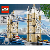 Lego Architecture Tower Bridge , Modelo 10214