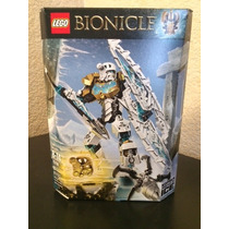 Lego Bionicle - Kopaka Maestro Del Hielo 100% Original Toy
