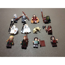 Lego Minifigs Del Señor De Los Anillos Precio C/u
