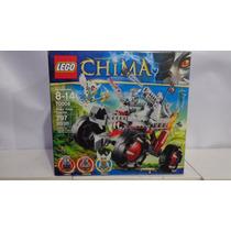 Wakz´ Pack Tracker Lego Chima Modelo 70004