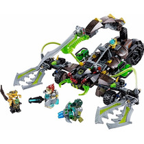 Lego - Chima 70132 - El Escorpión Aguijoneador De Scorm