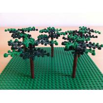 Lego Accesorios Lote Piezas Para 5 Arboles City Creator
