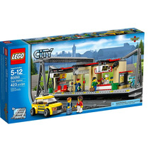 Lego Train Station 60050 / Estacion De Tren / Creator / City