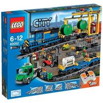 Lego City 60052 Tren De Carga!! Gzt