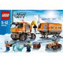 Lego City 60035 Centro De Control Ártico!!!