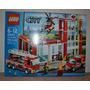 Lego City Fire Station , Modelo 60004