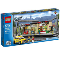 Lego City Train Station Modelo 60050