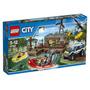 Lego City 60068 La Guarida De Los Ladrones!! Gzt
