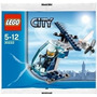 Lego City 30222 Helicoptero - Polybag