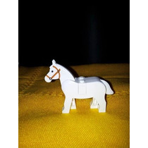 Caballo Blanco Lego