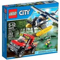 Lego City Agua Avión Caza Set # 60070