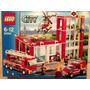 Lego 60004 City Estacion De Bomberos