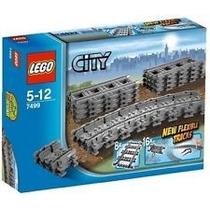 Lego City 7499 Vías Flexibles