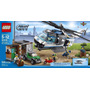 Lego City 60046 Helicoptero Policia Surveillance 528 Pza