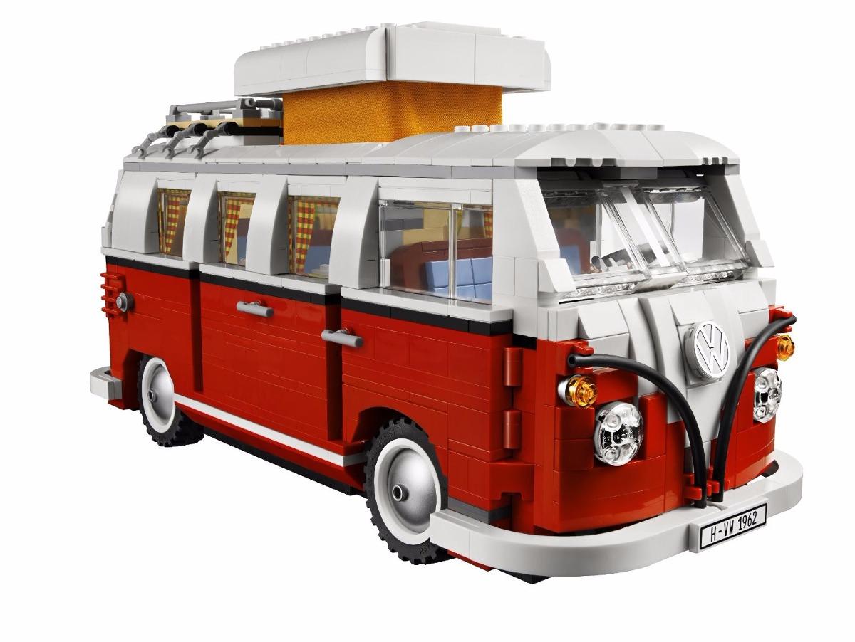 lego creador volkswagen camper van 5 en mercadolibre. Black Bedroom Furniture Sets. Home Design Ideas