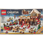 Lego 10245 Santa Workshop Holiday Chrismas Creator
