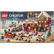 Lego 10245 Santa Workshop Holiday Chrismas Creator