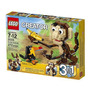 Lego Creator Forest Animals Modelo 31019