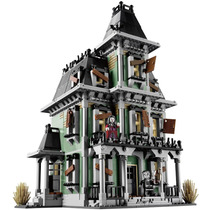 Lego 10228 Hauted House Moster Fighter Casa De Terror
