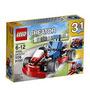 Lego Creator Rojo Go-kart