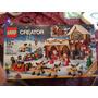 Lego Creator 10245 Taller De Santa, El Mas Barato De M L !