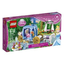 Lego Disney Princess 41053 De Cenicienta Sueño Carro