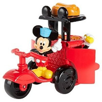 Fisher-price Mickey Mouse Clubhouse - Soporte Mickey Hot Dog