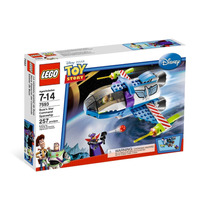 Lego 7593 Toy Story Buzz Ligthyear Comader Gunship