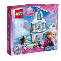 Lego Disney Princesas El Brillante Castillo De Hielo De Elsa
