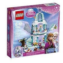 Sparkling Castillo De Hielo De Lego Disney Princess Elsa