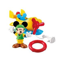 Fisher-price Disney Mickey Mouse Clubhouse Rescate Plano Pla