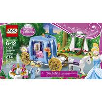 Lego Disney Princesa 41053 El Carruaje De Cenicienta 274pcs