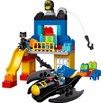 Lego - Duplo 10545 -la Aventura De La Baticueva