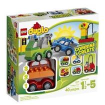 Lego Duplo Mi Primer 10552 Creativos Coches Building Set