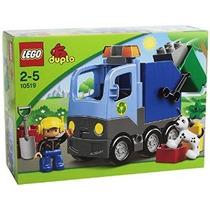 Lego Duplo Camión De Basura 10519