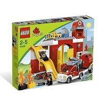 Estación De Bomberos De Lego Duplo