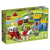Lego Duplo Ciudad Ataque Tesoro 10.569 Edificio Juguete