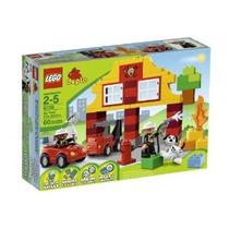 Lego Duplo Mi Primera Estación De Bomberos 6138